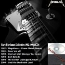 Metallica - Rare Unreleased Collection 1982-2000 (Silver Pressed 6CD)*