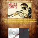 Miles Davis - Complete Discography Collection 1961 (Silver Pressed 6CD)*