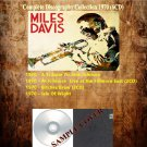 Miles Davis - Complete Discography Collection 1970 (6CD)