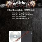 Motorhead - Deluxe Album Collection 1980-1982 (Silver Pressed 6CD)*
