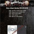 Motorhead - Deluxe Album Collection 1983-1992 (Silver Pressed 6CD)*