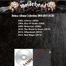 Motorhead - Deluxe Album Collection 2004-2015 (Silver Pressed 6CD)*