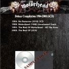 Motorhead - Deluxe Compilation 1984-2000 (Silver Pressed 6CD)*