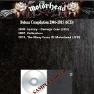 Motorhead - Deluxe Compilation 2006-2015 (Silver Pressed 6CD)*