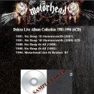 Motorhead - Deluxe Live Album Collection 1981-1994 (Silver Pressed 6CD)*