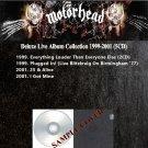 Motorhead - Deluxe Live Album Collection 1999-2001 (Silver Pressed 5CD)*