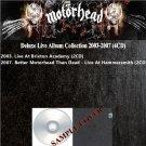Motorhead - Deluxe Live Album Collection 2003-2007 (4CD)