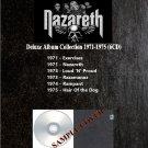 Nazareth - Deluxe Album Collection 1971-1975 (Silver Pressed 6CD)*