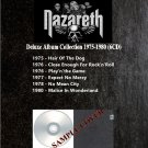 Nazareth - Deluxe Album Collection 1975-1980 (Silver Pressed 6CD)*