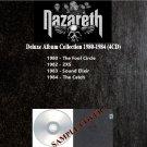 Nazareth - Deluxe Album Collection 1980-1984 (4CD)