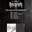 Nazareth - Deluxe Album Collection 1986-1998 (Silver Pressed 5CD)*