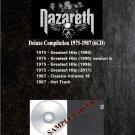 Nazareth - Deluxe Compilation 1975-1987 (Silver Pressed 6CD)*
