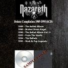 Nazareth - Deluxe Compilation 1989-1995 (Silver Pressed 6CD)*