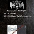 Nazareth - Deluxe Compilation 2001-2004 (Silver Pressed 6CD)*