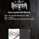 Nazareth - Deluxe Compilation 2004-2005 (Silver Pressed 5CD)*