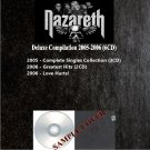 Nazareth - Deluxe Compilation 2005-2006 (Silver Pressed 6CD)*