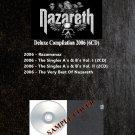 Nazareth - Deluxe Compilation 2006 (Silver Pressed 6CD)*