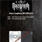 Nazareth - Deluxe Compilation 2007-2009 (4CD)