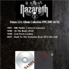 Nazareth - Deluxe Live Album Collection 1991-2001 (Silver Pressed 6CD)*