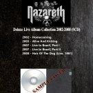 Nazareth - Deluxe Live Album Collection 2002-2008 (5CD)