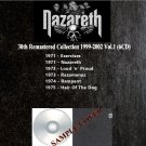 Nazareth - 30th Remastered Collection 1999-2002 Vol.1 (Silver Pressed 6CD)*