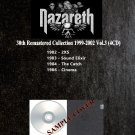 Nazareth - 30th Remastered Collection 1999-2002 Vol.3 (4CD)