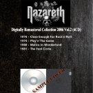 Nazareth - Digitally Remastered Collection 2006 Vol.2 (4CD)