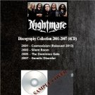 Nightmare - Discography Collection 2001-2007 (4CD)