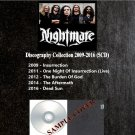 Nightmare - Discography Collection 2009-2016 (Silver Pressed 5CD)*