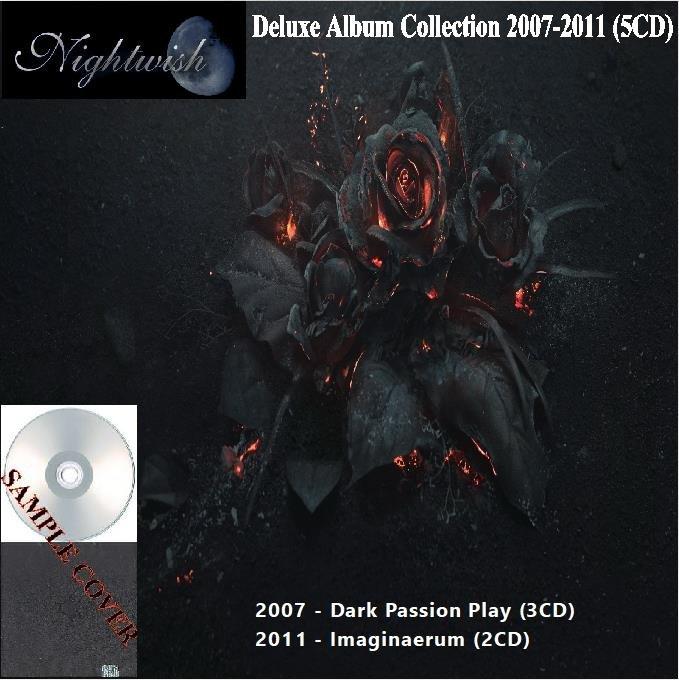 Nightwish - Deluxe Album Collection 2007-2011 (5CD)