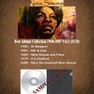 Nina Simone - Best Album Collection 1960-2007 Vol.1 (Silver Pressed 5CD)*