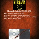 Nirvana - Discography Collection 1993-2002 (6CD)