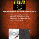 Nirvana - Discography Collection 2004-2009 & Singles 1991-1993 (Silver Pressed 6CD)*