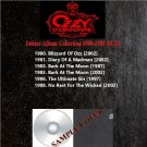 Ozzy Osbourne - Deluxe Album Collection 1980-1988 (Silver Pressed 6CD)*