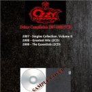 Ozzy Osbourne - Deluxe Compilation 2007-2008 (Silver Pressed 5CD)*