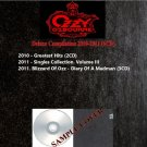 Ozzy Osbourne - Deluxe Compilation 2010-2011 (Silver Pressed 6CD)*