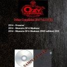 Ozzy Osbourne - Deluxe Compilation 2014 Vol.1 (4CD)
