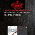 Ozzy Osbourne - Deluxe Live Album Collection 2002-2007 (Silver Pressed 5CD)*