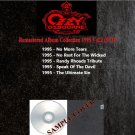 Ozzy Osbourne - Remastered Album Collection 1995 Vol.2 (5CD)