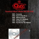Ozzy Osbourne - Remastered Album Collection 2001-2002 (Silver Pressed 6CD)*