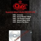 Ozzy Osbourne - Remastered Album Collection 2002-2009 (Silver Pressed 6CD)*