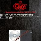Ozzy Osbourne - Remastered Album Collection 2009-2011 (Silver Pressed 4CD)*