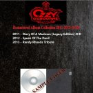 Ozzy Osbourne - Remastered Album Collection 2011-2013 (Silver Pressed 4CD)*