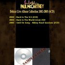 Paul McCartney - Deluxe Live Album Collection 2002-2005 (Silver Pressed 6CD)*