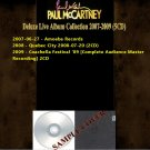 Paul McCartney - Deluxe Live Album Collection 2007-2009 (5CD)