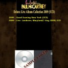 Paul McCartney - Deluxe Live Album Collection 2009 (Silver Pressed 4CD)*