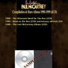 Paul McCartney - Compilation & Rare Album 1998-1999 (Silver Pressed 6CD)*
