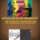 Paul McCartney & Wings - Rare Archive Collection 1980-1982 (6CD)