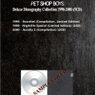 Pet Shop Boys - Deluxe Discography Collection 1998-2000 (Silver Pressed 5CD)*