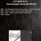Pet Shop Boys - Deluxe Discography Collection 2001-2002 (6CD)